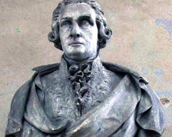 1878, da Foligno un busto di Piermarini in dono  a Milano