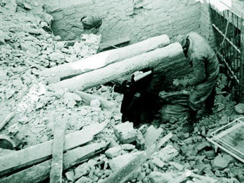 Castel Todino, tre muratori uccisi dal crollo di un tetto