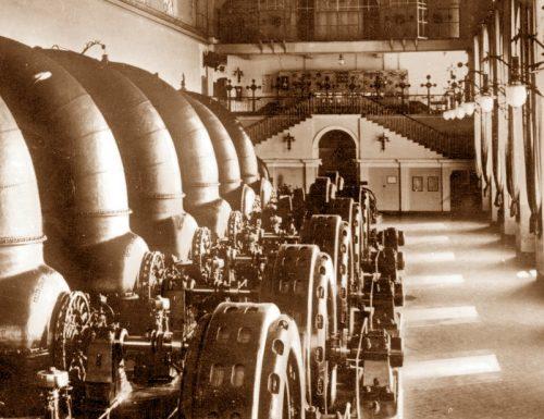 1938, la Terni colosso dell'energia elettrica