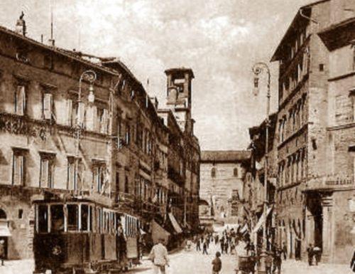 Perugia nel 1890 già faceva promozione turistica