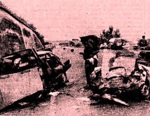 1988, sette morti sulla E45. Quattro erano ternani