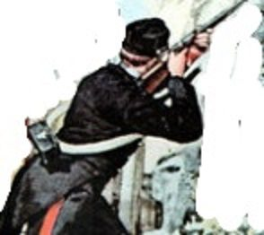 S. Venanzo 1909: carabiniere spara alla bella levatrice