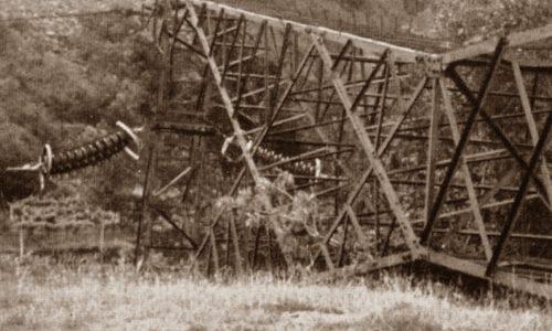 Agosto 1921, muore a Terni in un attentato a un traliccio