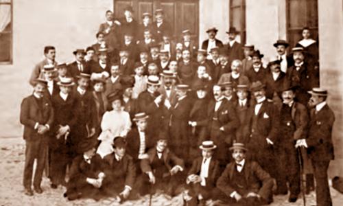 Foligno 1906: patto tra deputati dell'Italia centrale
