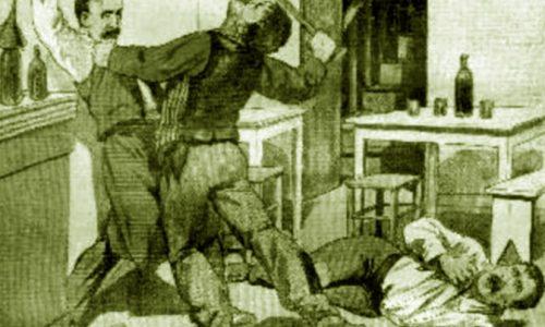 Ficulle, 1879: sanguinosa rapina in una casa di campagna