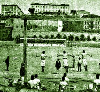 """1907, ginnastica """"di lusso"""" a Perugia con 400 atleti"""