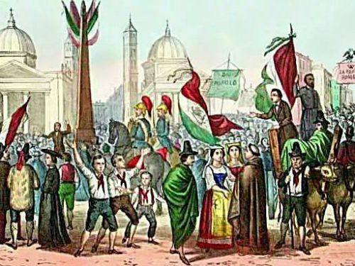 Bettona commemora il patriota Pennacchi