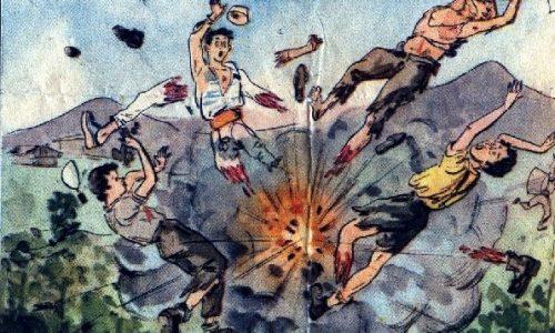 Montecastrilli 1949: tre bambine uccise da un residuato bellico