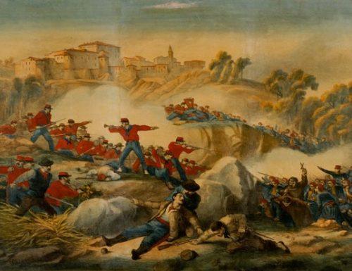 1878, a Foligno i patrioti repubblicani ricordano Giuditta Tavani
