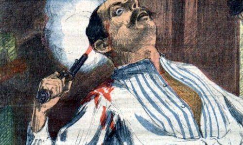 """Il """"giallo"""" del vicepretore suicida con sei colpi di revolver"""