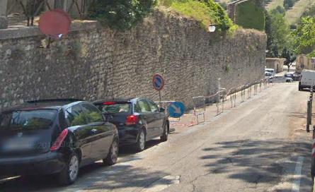 Spoleto 1950, muratore in bicicletta ucciso da un camion