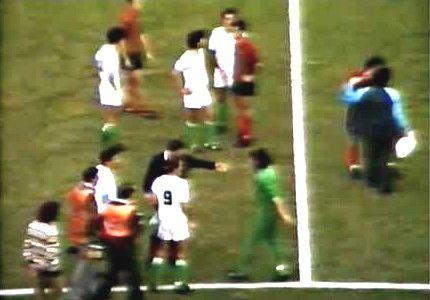 1985, Ternana: disordini col Monopoli e pesanti squalifiche