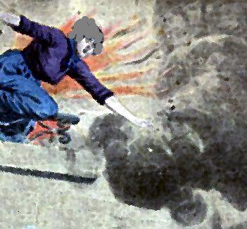Terni 1913: gelosia tra settantenni e lei dà fuoco a casa