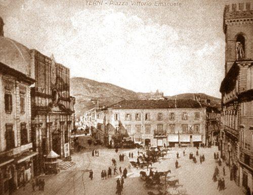 1904, a Terni nasce la Federazione Giovanile Repubblicana