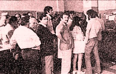 Terni 1974, per uno sciopero alle poste sindacalisti sotto processo