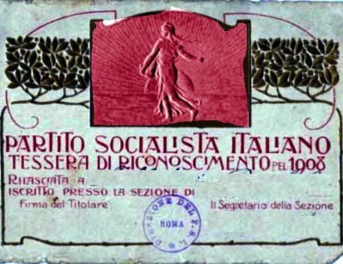 1908, a Perugia nuovo presidente della sezione del Psi-Poste