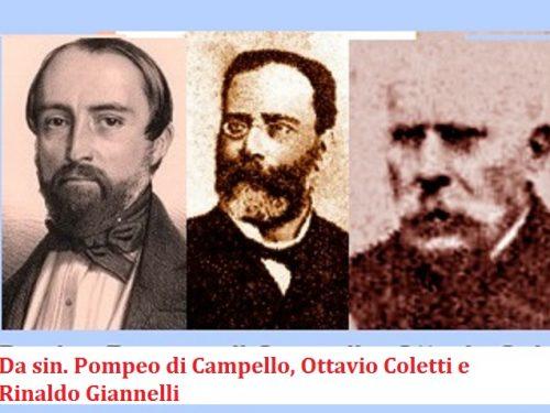 1849, i deputati di Terni e Spoleto alla Costituente Romana