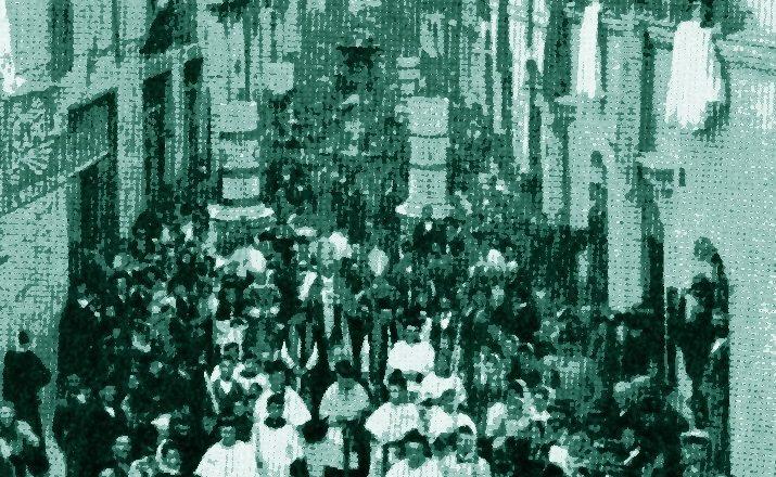 Processione san feliciano foligno