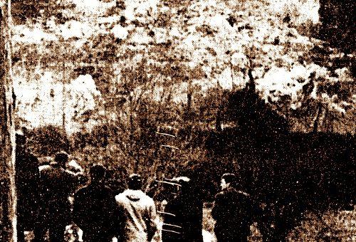 1970, frana il costone delle Marmore: un miliardo di danni