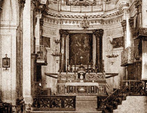 1900, furti di opere d'arte nelle chiese di Foligno: due arresti