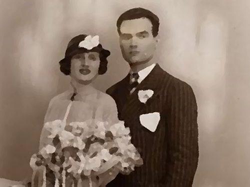 Rosita Garibaldi sposa  il conte orvietano Ravizza