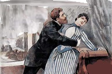 1897, Rosa tenta il suicidio: giovane, bella e col marito troppo geloso