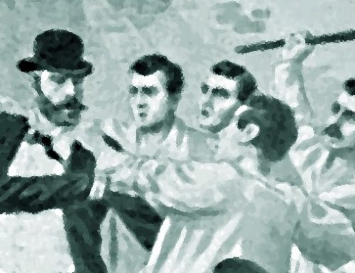 Gubbio 1910: muore di parto, medici e levatrice assaliti dai parenti