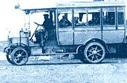 """1908, capotta il """"carrozzone passeggeri"""" Todi-Terni"""