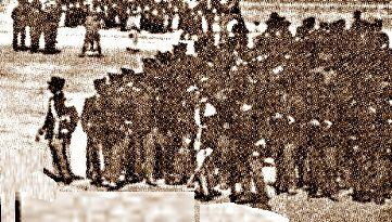 1884, tre  giorni in rivolta i detenuti nel carcere di Orvieto
