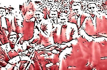 1949: la banda di Arrone, col motofurgone in una scarpata sei feriti tra cui il sindaco
