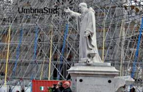 statuta san benedetto patrono d'europa a Norcia
