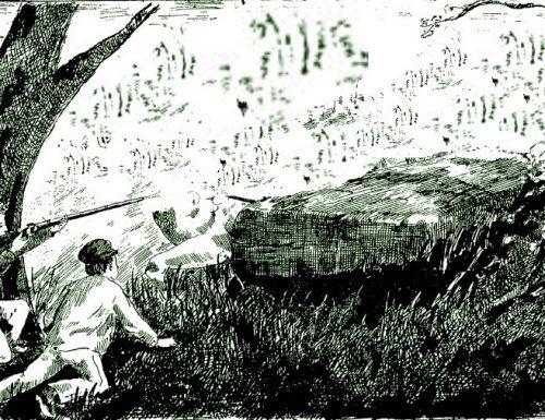 Ponte Felcino 1909: fucile da caccia esplode nelle mani di due ragazzini, un morto