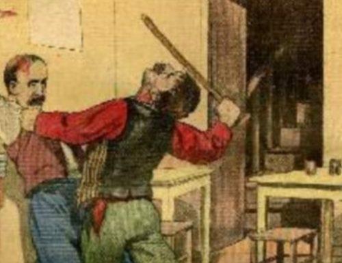 1882, muratore ternano ucciso dal presunto amante della moglie