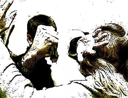 Terni 1965: geometra accoltella l'ex moglie e l'amico che la difende