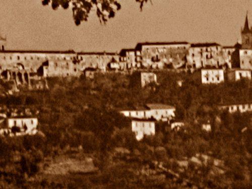 Collescipoli 1957: marito geloso ammazza la moglie a colpi di fucile