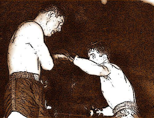 1938: pugilato, ternani contro romani sul ring del Politeama