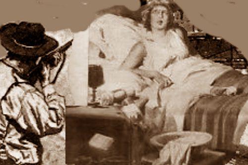 """Spoleto 1948, """"Ho ucciso mia moglie, ma volevo solo farle uno scherzo"""""""