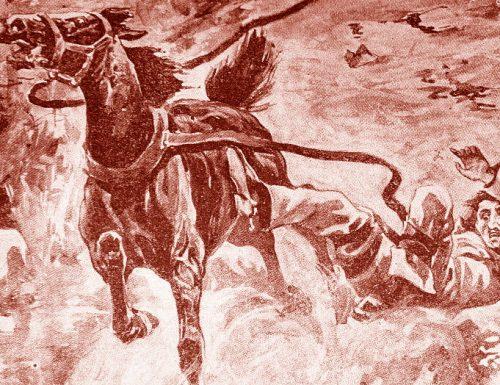 1915: sulla strada da Spello a Foligno muore a causa del cavallo imbizzarrito