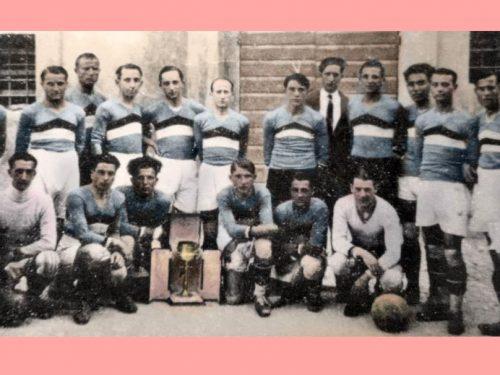 1939, una colletta tra tifosi per un Foligno nella prima divisione