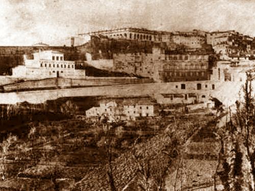 1869, a Perugia ballando con Vittorio Emanuele II