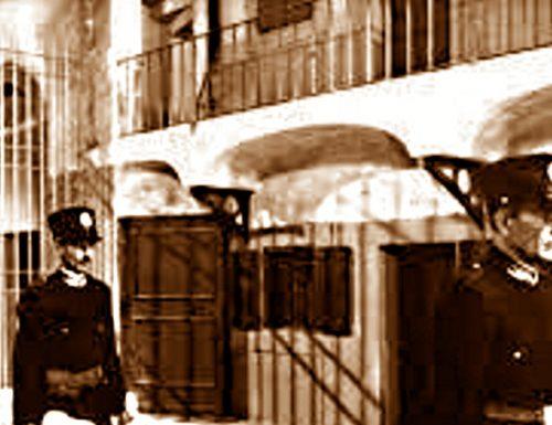 Foligno 1935, botta in testa al guardiano e tentano di scappare dal carcere