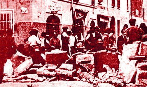 1921, fascista di 19 anni ferito gravemente vicino Perugia