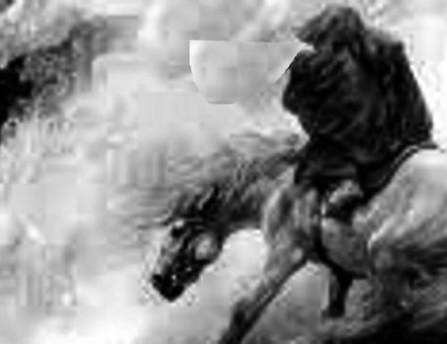 1921, travolto dalle acque del torrente mentre a cavallo tentava il guado