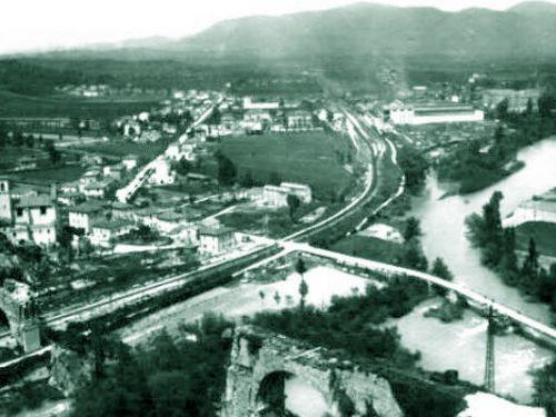 1921, tre operai narnesi morti e quattro feriti: con l'autocarro finirono nel Nera