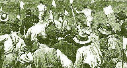 1921, Marsciano: quattro fascisti insultati e aggrediti in piazza