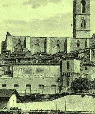 """Perugia 1921, una """"sorpresa"""" sotto il campanile di San Domenico"""