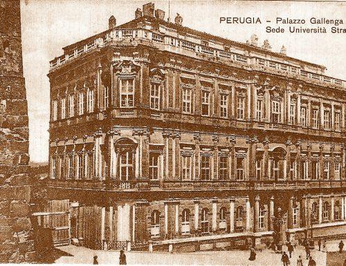 Perugia 1938, Bottai inaugura il museo di Palazzo Donini e l'anno accademico al Gallenga