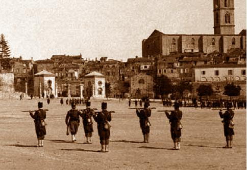 1921 Santa Giuliana arditi
