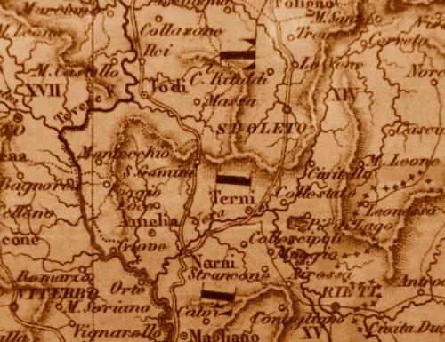1263: il Duca di Spoleto minaccia Arrone, il papa interviene a difesa