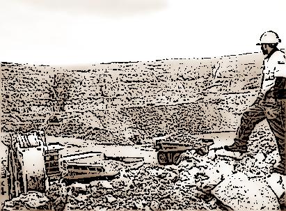 Ferentillo 1957: precipita masso in una cava, morti due operai